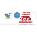 Smyk: 25% rabatu na ubrania i buty
