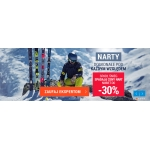 Snow Shop: do 30% zniżki na narty