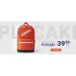 Sportowy Sklep: markowe plecaki od 39,99zł