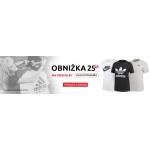 Sportowy Sklep: 25% zniżki na sportowe koszulki damskie i męskie