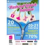 Weekend letnich rabatów w Starej Kablowni w Czechowicach Dziedzicach 20-21 czerwca 2015