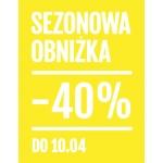 Stradivarius: sezonowa 40% obniżka