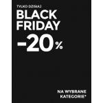 Black Friday Stradivarius: 20% zniżki na wybrane kategorie