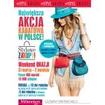 Weekend Zniżek z magazynami Twój Styl i Grazia - Stylowe Zakupy w całej Polsce 31 marca - 2 kwietnia 2017