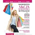 Weekend Zniżek z magazynami Twój Styl i Show - Stylowe Zakupy w całej Polsce 12-14 kwietnia 2019