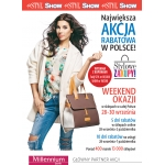 Weekend Zniżek z magazynami Twój Styl i Show - Stylowe Zakupy w całej Polsce 28-30 września 2018