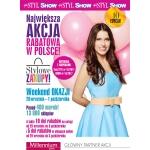 Weekend Zniżek z magazynami Twój Styl i Show - Stylowe Zakupy w całej Polsce 29 września - 1 października 2017