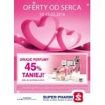Super-Pharm: drugie perfumy 45% taniej