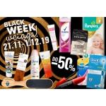 Super-Pharm: Black Week do 50% rabatu na kosmetyki i perfumy wielu marek