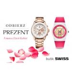 Swiss: prezent na Dzień Kobiet