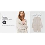 Szachownica: 30% zniżki na swetry damskie, męskie i dziecięce z nowej kolekcji