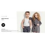 Szachownica: 30% zniżki na drugą sztukę odzieży dziecięcej