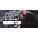 Szachownica: z okazji Dnia Kobiet 30% rabatu na drugą sztukę odzieży, bielizny i akcesoriów damskich