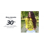 Szachownica: 30% zniżki na bluzki damskie