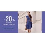 Szachownica: 20% zniżki na sukienki damskie i dziewczęce