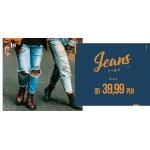 Szachownica: jeansy damskie od 39,99 zł