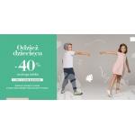 Szachownica: 40% zniżki na drugą sztukę z odzieży dziecięcej