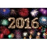 Szczęśliwego Nowego 2016 Roku!