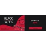 Black Week Szkła: do 90% rabatu na soczewki, okulary, oprawy i wiele innych