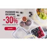 TXM: 30% rabatu na pojemniki kuchenne