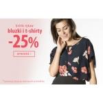 TXM24: 25% rabatu na wybrane bluzki i t-shirty