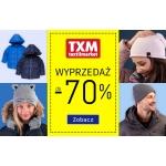 TXM: wyprzedaż do 70% rabatu na odzież damską, męską oraz dziecięcą