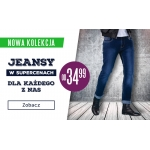 TXM: jeansy dla niej i dla niego od 34,99 zł