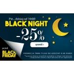 TXM: Black Night 25% rabatu na wszystko z wyłączeniem nowości