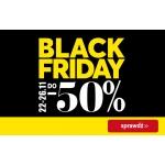 Black Friday TXM: do 50% rabatu odzież, zabawki i artykuły użytku domowego oraz wiele innych