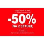 TXM24: 50% zniżki na drugi produkt