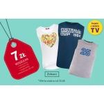 TXM: koszulki za 7 zł