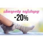 TXM24: 20% rabatu na rajstopy i skarpety