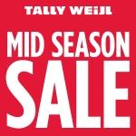 Tally Weijl: wyprzedaż do 50% na wybrane produkty