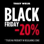 Black Friday w Tally Weijl: 20% zniżki na produkty w regularnej cenie