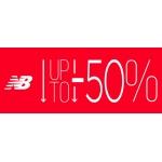 TaniSport: do 50% zniżki na markę New Balance