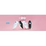 TaniSport: z okazji Dnia Kobiet 20% zniżki na damskie obuwie sportowe
