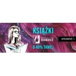 Taniaksiazka: 40% zniżki na książki Wydawnictwa Kobiecego