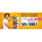 Taniaksiazka: wyprzedaż 50% rabatu na końcówki nakładów książek