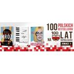 Taniaksiazka: do 36% zniżki na 100 polskich bestsellerów