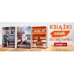 Taniaksiazka: do 50% zniżki na książki Wydawnictwa Znak