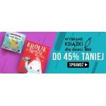 Taniaksiazka: do 45% rabatu na wybrane książki dla dzieci na Dzień Dziecka