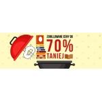 Taniaksiazka: do 70% zniżki na wybrane książki