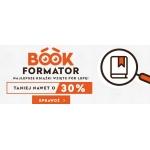 Taniaksiazka: do 30% rabatu na książki z BookFormatora