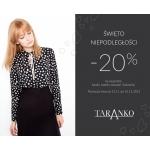 Taranko: 20% zniżki na bluzki, swetry, koszule i biżuterię