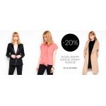 Taranko: 20% zniżki na bluzki, swetry, koszule, żakiety i płaszcze