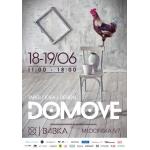 Targi Domove Warszawa 18-19 czerwca 2016