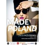 Targi Mody Made in Poland w Warszawie 24-25 października 2015
