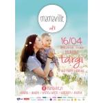 Targi Mamaville w Warszawie 16 kwietnia 2016