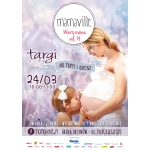 Targi Mamaville w Warszawie 24 marca 2018