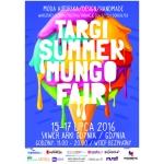 Targi Mody Summer Mungo Fair Gdynia 15-17 lipca 2016
